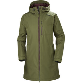 Helly Hansen Long Belfast Naiset takki , oliivi